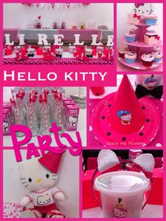Hello Kitty party, p