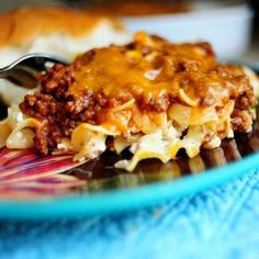 Sour Cream Noodle Bake - Pioneer Woman