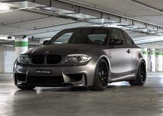 BMW E82 1M coupe grey