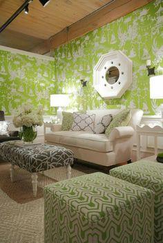 Lisa Mende Design: Thibaut - High Point Market Showroom Oct 2013