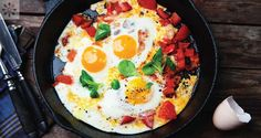 The Five Kinds of #Eggs at #Delhi Restaurants by #VirSanghvi
