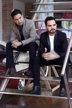 Zezé Di Camargo e Luciano (Foto: Celso Tavares / Ego)