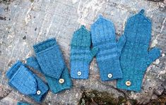 Knit Mittens, Knitting Socks, Knit Socks, Knit Crochet, Upcycle, Gloves, Diy, Fashion, Bracelets