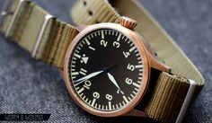 The Archimede Pilot 42 Bronze offers a pretty clear value proposition. Archimede is a leading brand in the genre of classic pilot watches, offering very affordable, German-manufactured pieces with quality build, sober design and excellent execution. And with the 42, they offer something completely unique, as no other classically styled bronze pilots exist on the … Continue reading Archimede Pilot 42H Bronze Review