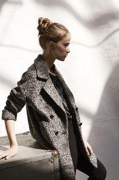 Sfera Web Site Fashion Wear, Womens Fashion, Fall Winter, Autumn, Sweater Weather, Catwalk, Fall Outfits, What To Wear, Punk