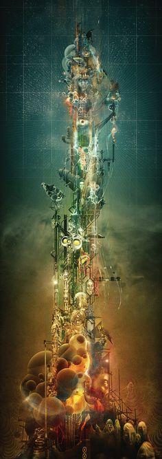 Babion psychedelic openair by ~DanielSpacek on deviantART