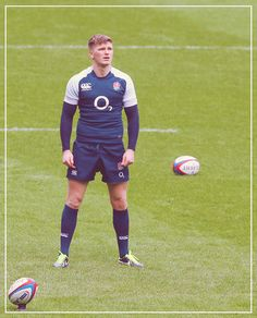 Owen Farrell how can such a good rugby player be so adorable
