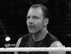 only dean ambrose can be that sexy just chewing gum