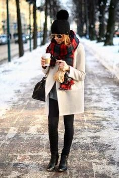 Stylish Winter Outfits From Pinterest to Copy Now