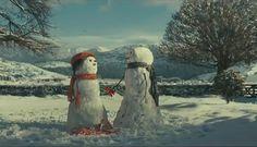 Weihnachtsspot zum Fest der Liebe