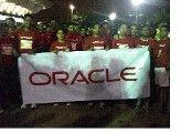 Oracle Football in Malaga Oracle Corporation, Malaga, Football, Soccer, Futbol, American Football, Soccer Ball