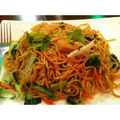 Vietnamese garlic noodles