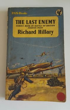The Last Enemy by Richard Hillary 1956 Small PB Macmillan in Books, Magazines, Non-Fiction Books | eBay!