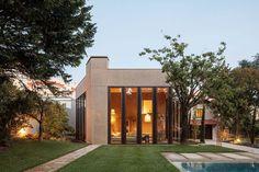 Concrete Architecture, Contemporary Architecture, Art And Architecture, Tulum, Garden Pavilion, Exposed Concrete, Minimal Home, Garage Design, House 2