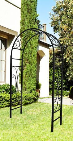 Gardens Flower and Garden archway on Pinterest