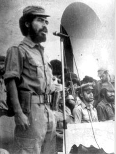 2nd Timor Leste president: Nicolau Lobato. From 1977 to 1978 when he was killed in action against the indonesian troops, in East Timor.