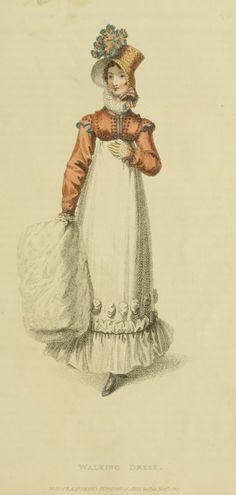 EKDuncan - My Fanciful Muse: Regency Era Fashions - Ackermann's Repository 1817
