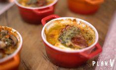 Polenta, Pesto, Queso Mozzarella, Cheeseburger Chowder, Guacamole, Soup, Ethnic Recipes, Virginia, Gratin