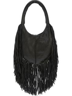 Barbara Boner 'Lilith' Small Fringe Bag