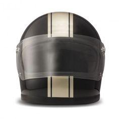 DMD rocket helmet - racing gold