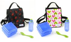 Reusable, Waste-Free Lunch Kit of Essentials!