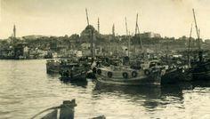 Haliç'ten Süleymaniye Manzarası