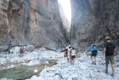 Samariá Gorge - Chania, Greece | AFAR.com