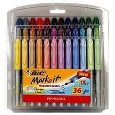 These work very much like Copic and are way less expensive.  Great way to get started in markers.