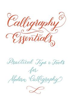 There are more possibilities than just writing with black ink – calligraphy in color produces vibrant, interesting effects. In this post I'll introduce several options for writing in color.