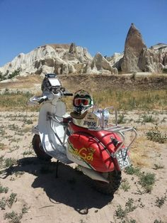 Offroad scoot
