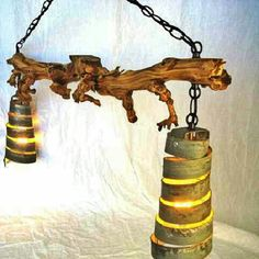 Use a horse and carriage yoke instead of tree branch