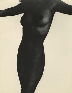 Ferenc Berko | Nude, Chicago | c. 1950-51 | Gitterman Gallery