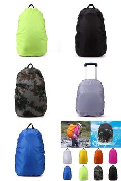 5d0c2ee3f908 2017 Useful Waterproof Dust Rain Cover For Travel Camping Backpack Rucksack  Bag Drop Shipping-in Climbing Bags from Sports   Entertainment on  Aliexpress.com ...