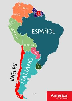 most spoken languages in South American countries History Page, History Facts, World History, World Geography Map, Ap Human Geography, College Checklist, Curious Facts, Ap Spanish, History Of India