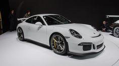 Gallery: 2013 Porsche 911 GT3 unveiled - BBC Top Gear