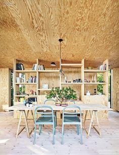Family Man: Platane Berès Reinvents A Ski Chalet | Tables, Architecture And  Colors