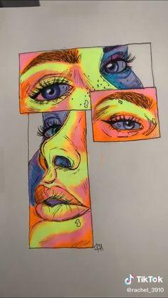 Art Sketchbook Aesthetic Flowers – Art World 20 Cool Art Drawings, Art Drawings Sketches, Tattoo Sketches, Drawing Ideas, Hipster Drawings, Couple Drawings, Pencil Art Drawings, Colorful Drawings, Art Illustrations