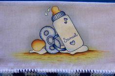 Resultado de imagem para imagens de pinturas de fraldas Tatty Teddy, Fabric Painting, Baby Quilts, Baby Shower Invitations, Coloring Pages, Diy And Crafts, Stencils, Snoopy, Clip Art