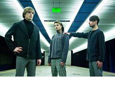 men collection - Gabriela Hezner designer  fot, Magdalena Kamieniec men casual wear