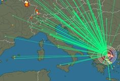 Harry Rhodes Website for lightning strikes exposes the positions of Nexrad and radar stations!! http://en.blitzortung.org/live_lightning_maps.php?map=10 Valencia Microwave tower one of the biggest culprits of weather modification in Europe!! http://www.weatheronline.co.uk/cgi-app/radar… Proof of man-made lightning over Europe. from 17.45 to 8.15 it turns on and off over half of the continent 5th June 2016. Its been like …