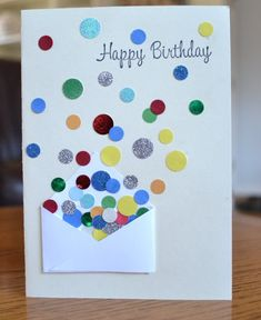 Cute Dot Card