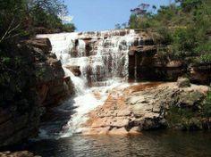 Brasil - RIACHINHO — em Vale do Capão - Chapada Diamantina - Bahia.