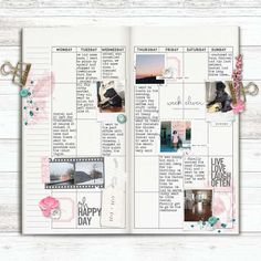Project Life 2017 week 11