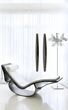 Alexandra Fedorova | Triumph Palace apartment