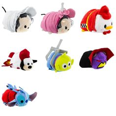 The Tomorrowland Tsum Tsum collection is now available via the Shop Disney Parks app. The set was previously released at Disneyland Paris but can now be Disney Parks, Disney Pixar, Parking App, Tsum Tsums, Disney Tsum Tsum, Kawaii, Disneyland Paris, Cute Dolls, Summer Fun
