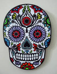 Calaveras on Pinterest | Sugar Skull, Dia De and Sugar ...