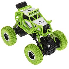 Go Super-Small-Scale with these 1/32 Rock Crawlers from RC Fun