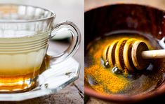 Coconut Ginger Tea With Lime, Honey and Turmeric Recipe - NYT Cooking