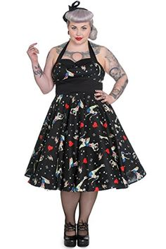 Plus Size Fifties Style Dresses – fashion dresses