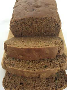 A Gluten-Free & Vegan Zucchini Bread To Knock Your Socks Off